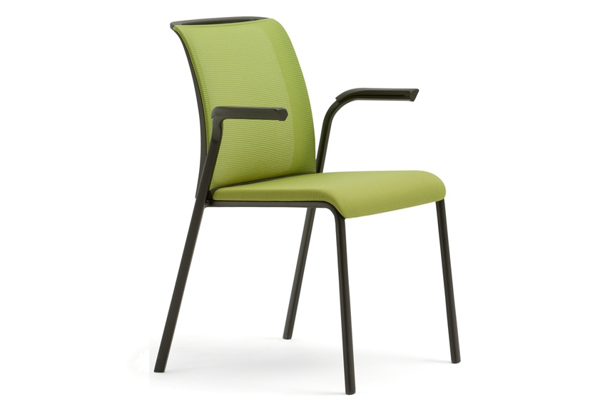 Reply 4 leg stackable chair.