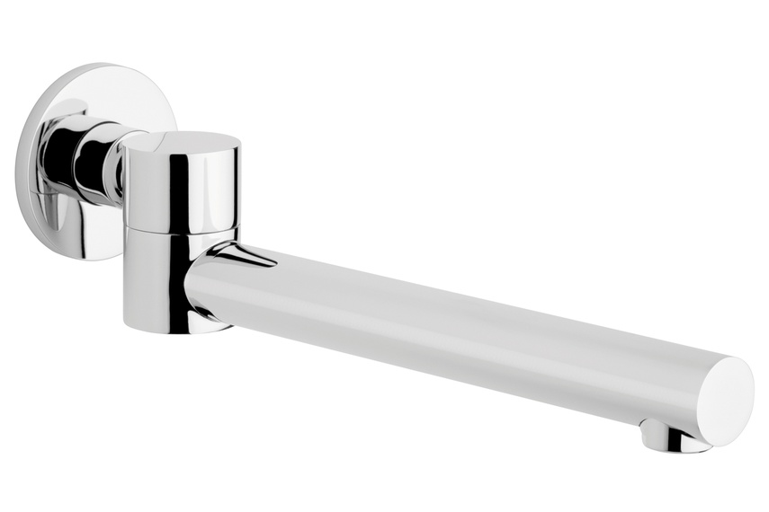 Icon swivel bath spout: ICON09.