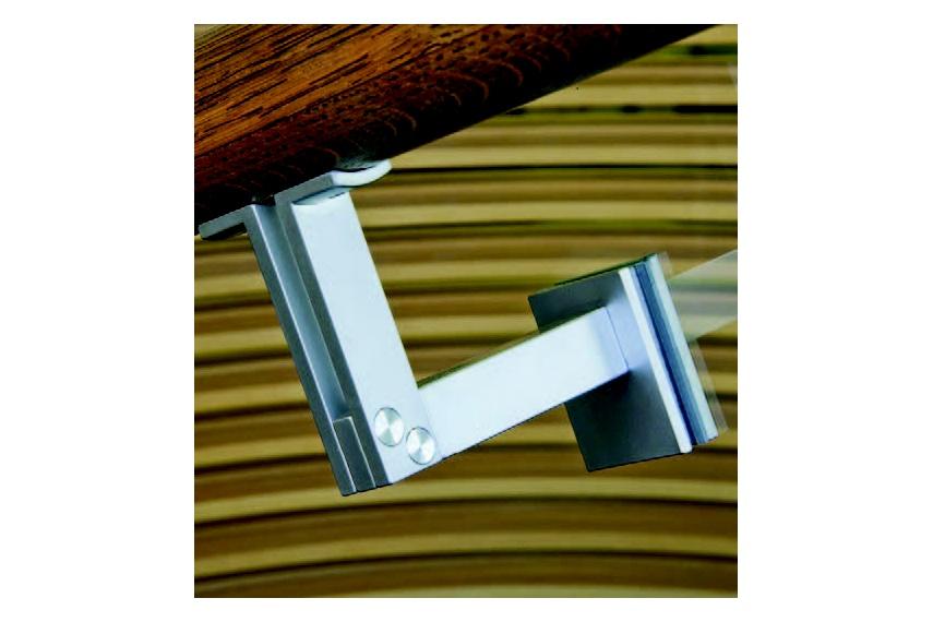 HB 555 stair rail bracket