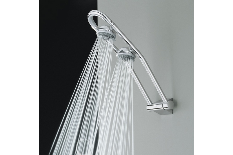 Freehander shower.